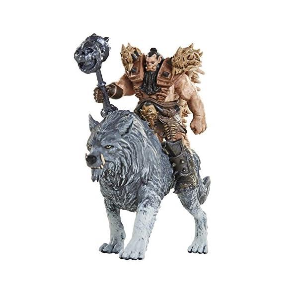 Warcraft - Set de 6 figuras Battle in a box de 6 cm (Jakks Pacific 96257 ) 4