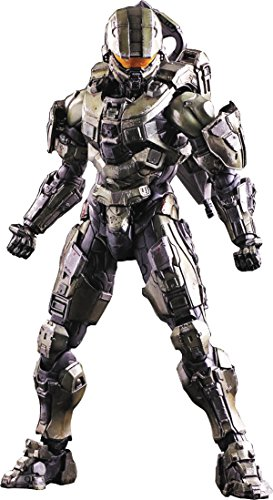 (Halo nov158471 Master Chief Play Arts Kai Action Figur)