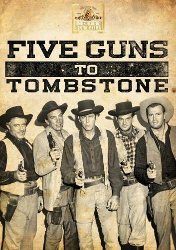 Five Guns To Tombstone by James Brown