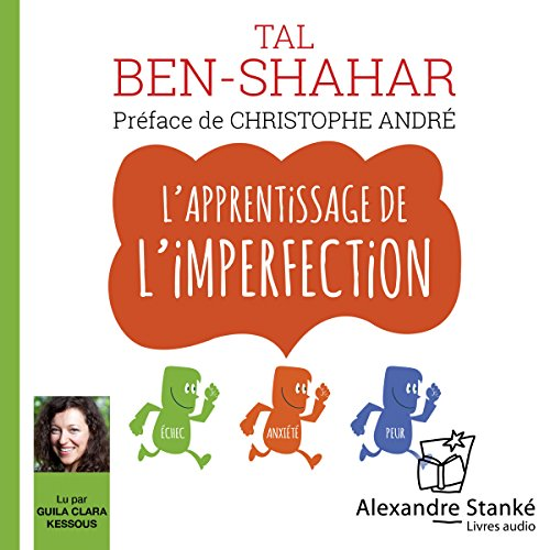 L'apprentissage de l'imperfection par Tal Ben-Shahar