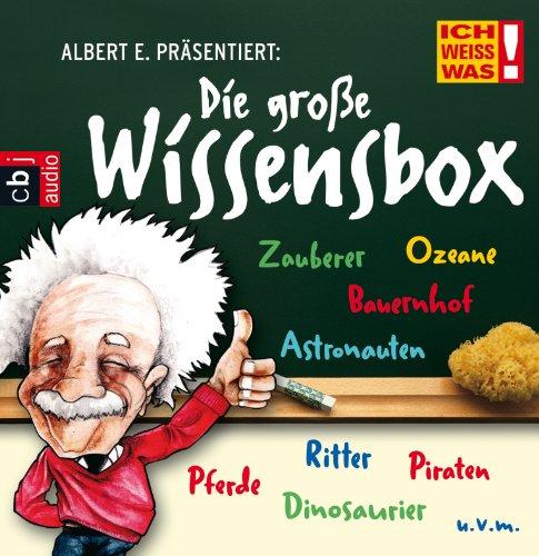 Preisvergleich Produktbild Albert E. präsentiert: Die große Wissens-Box