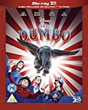 Disney's Dumbo Live Action [3D Blu-ray] [2019] [Region Free]