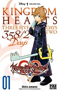 Kingdom Hearts 358/2 Days Edition simple Tome 1
