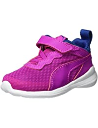 Puma Unisex-Kinder Pacer Evo V Inf Low-Top