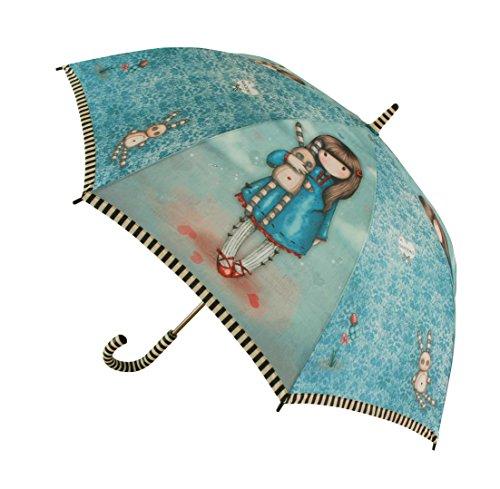 Santoro Gorjuss-Paraguas-Long Umbrella Lady-Hush