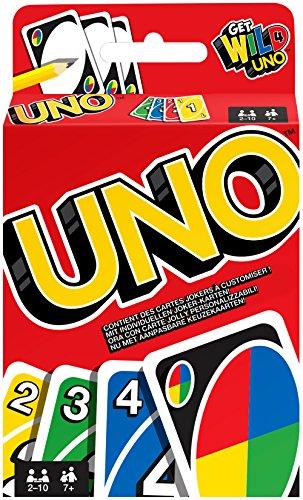 mattel w2087 - uno, kartenspiel - 51Ga 2BJ 2BLOEL - Mattel W2087 – Uno, Kartenspiel