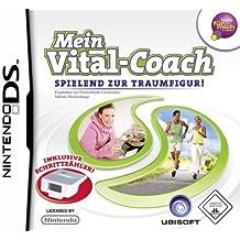Mein Vital-Coach - Spielend zur Traumfigur (inkl. Schrittzähler) [import allemand]