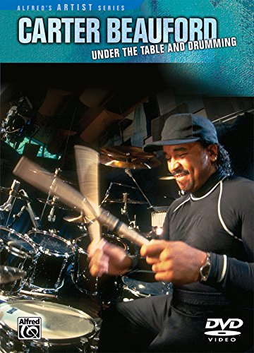 Carters Eisbär (Under The Table & Drumming, 1 DVD)