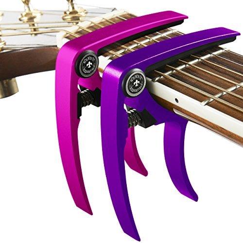 Cejilla para guitarra (2 unidades) para guitarra