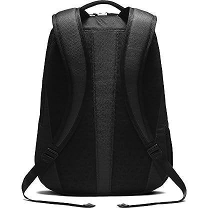 51Ga0%2BjMVEL. SS416  - Nike Nk Depart Bkpk Mochila, Unisex Adultos, Negro Black, 15x24x45 cm (W x H x L)