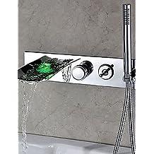 Badewannenarmaturen mit brause  Suchergebnis auf Amazon.de für: badewannenarmatur wasserfall mit ...