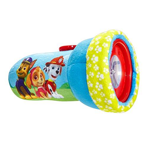 Paw Patrol -  Meine erste GoGlow-Taschenlampe – kuschelige Taschenlampe für Kleinkinder