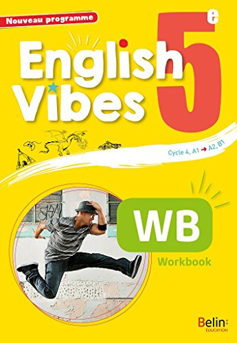 English Vibes 5me workbook