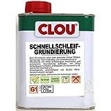 Clou G1 Schnellschleifgrundierung 2,5L Schnell Schleif Grundierung