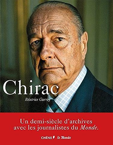 Chirac Livre - Jacques
