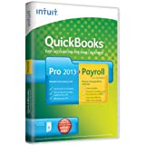 QuickBooks Pro 2013 + Payroll: RTI Ready - 1 Year Subscription, 1 User (PC)