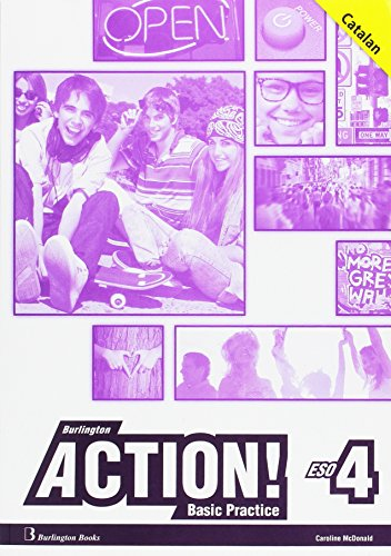 Action eso 4 workbook basic practice cataluna