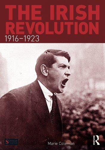 The Irish Revolution, 1916-1923 (Seminar Studies) (English Edition)