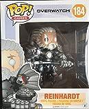 POP! Games: Overwatch Reinhardt Unmasked 6