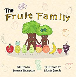 Book cover image for The Fruit Family
