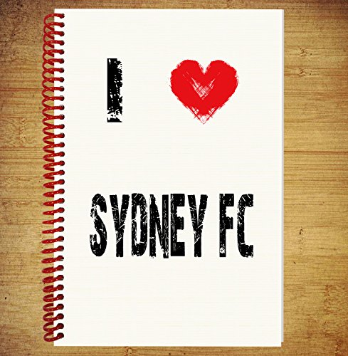 a5-notebook-drawing-pad-diary-thoughts-ideas-plans-i-love-sydney-fc