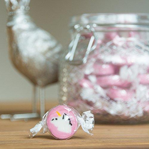 Unicorn Rocks Bonbons - Die Einhorn Bonbons - Auch als süße Tischdeko zu Party Hochzeit...