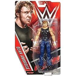 WWE WRESTLING SERIE 66 - DEAN AMBROSE MATTEL GIOCATTOLO WRESTLING ACTION FIGURE