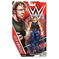 Recreate your favourite matches with a 6-inch Dean Ambrose figure in Superstar scale;Pose him in a menacing stance, pair him with another figure to battle or create total mayhem by adding multiple figures (each sold separately)