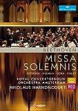Beethoven: Missa Solemnis [Marlis Petersen, Elisabeth Kulman, Werner Güra] [C Major: 712608] [DVD] [2013] [NTSC]
