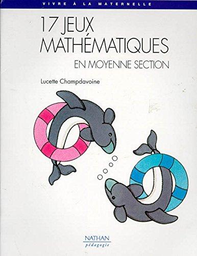 17 jeux mathématiques moyenne section