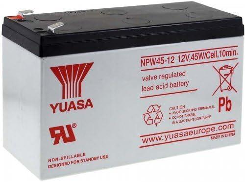 Batteria al piombi YUASA   NPW45-12 NPW45-12 NPW45-12 | Vinci l'elogio dei clienti  | Il materiale di altissima qualità  | Consegna ragionevole e consegna puntuale  b8f4f6
