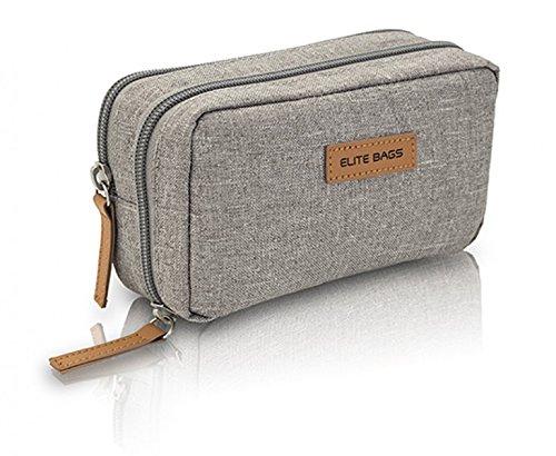 ELITE BAGS DIABETIC´S Diabetiker Tasche, grau