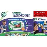 Leapfrog - 69001 - Jeu Éducatif et Scientifique - Leapster Explorer + Caméra - Vert
