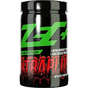 ZEC+ Intra-Workout Drink INTRA PLUS   mit essentiellen Aminosäuren EAAs/BCAAs   Regeneration während dem Training   leitet die Muskelproteinsynthese während dem Training ein   verbesserte Nährstoffaufnahme nach dem Workout   Geschmack KIRSCHE 620g