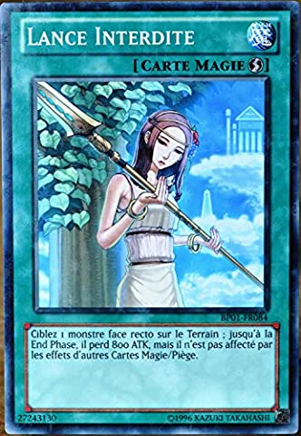 carte Yu-Gi-Oh BP01-FR084-ST Lance