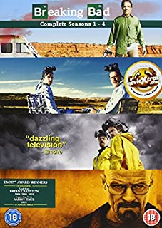 Breaking Bad - Season 1-4 [DVD] [2017] (B0084DYMUY) | Amazon Products