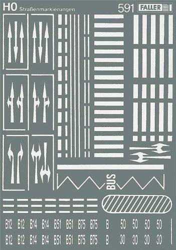 Faller-F180536-Modlisme-Signalisation-Horizontale