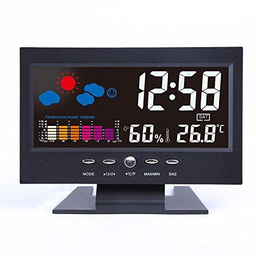 funk-wetterstation-elegiant-indoor-digital-thermometer-hygrothermograph-multifunktionaler-temperatur