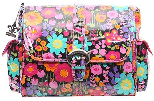 kalencom-kal-2960-maia-bolso-cambiador-40-x-15-x-30-cm-color-rosa-y-negro