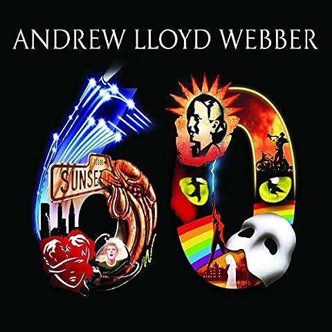 Andrew Lloyd Webber 60 [Import anglais]