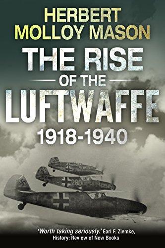 The Rise of the Luftwaffe, 1918-1940 por Herbert Molloy Mason
