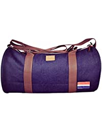 Coochicoo Denim Duffel Bag Sports Bag For Casual, Funky & Vibrant Look For Men And Women