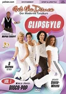 get the dance clipstyle vol 1 disco pop markus sch ffl dvd blu ray. Black Bedroom Furniture Sets. Home Design Ideas