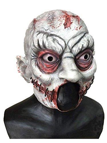 Pagliaccio Spaventoso Mascherina Copricapo In Latex Zombie Halloween Film Costume Da Halloween Maschere