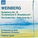 Sinfonie Nr. 12 - In memoriam D. Schostakowitsch