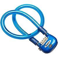 Master Lock Bügelschloss Kabelschloß/8213 Beleuchtet