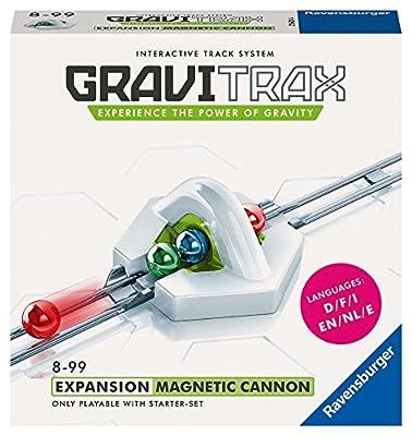 Ravensburger - 27600 - GraviTrax : Canon magnétique - Jeu de construction