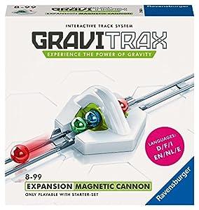 Ravensburger Gravitrax - Accesorio cañón magnético (27600)