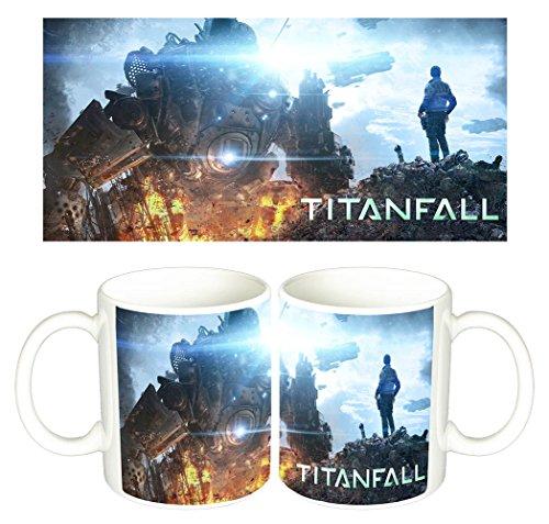 Titanfall B Tazza Mug