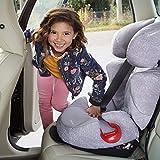 Maxi-Cosi Rodi AirProtect, höhenverstellbarer Kindersitz mit komfortabler Ruheposition, Gruppe 2/3 (15-36 kg), nutzbar 3,5 bis 12 Jahren, triangle black